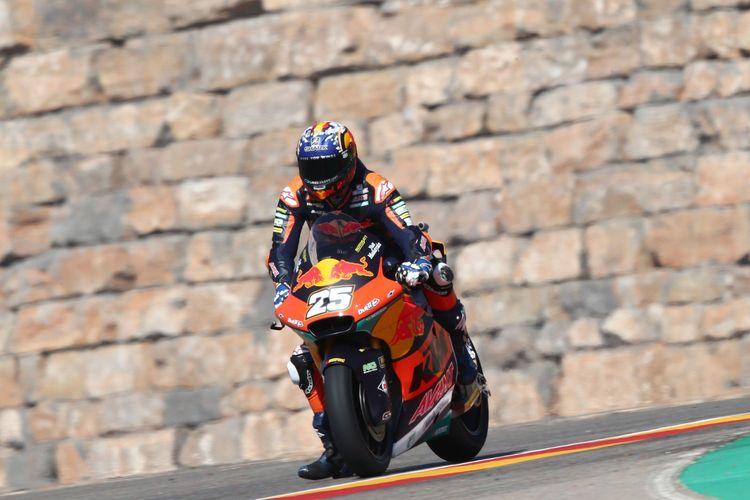 Raul Fernandez di GP Aragon
