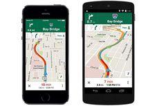 Ada Fitur Baru di Google Maps untuk Android-iOS