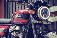 Lawan Honda CB350, Royal Enfield Interceptor 350 Segera Meluncur