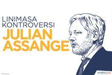 INFOGRAFIK: Linimasa Kontroversi Julian Assange...