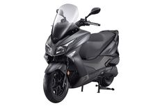 Spesifikasi Kymco X-Town 250i