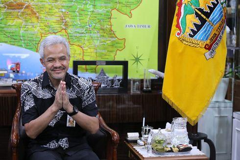 Gubernur DKI Jakarta Terpapar Covid-19, Ganjar: Saya Doakan Lekas Sembuh