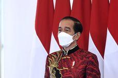 Jokowi: Sebagian Besar Wilayah Indonesia Hujan dengan Intensitas Tinggi hingga April