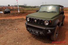 Bila Diproduksi Lokal, Suzuki Jimny Tetap 4x4