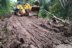 1.029 Jiwa Mengungsi akibat Longsor di Cianjur
