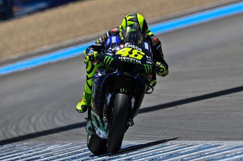Klasemen MotoGP Usai GP Ceko - Valentino Rossi Turun Peringkat, Yamaha Memborong