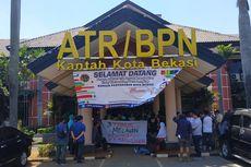 BPN Kota Bekasi: Demo Korban Gusuran Pekayon-Jakasetia Salah Alamat