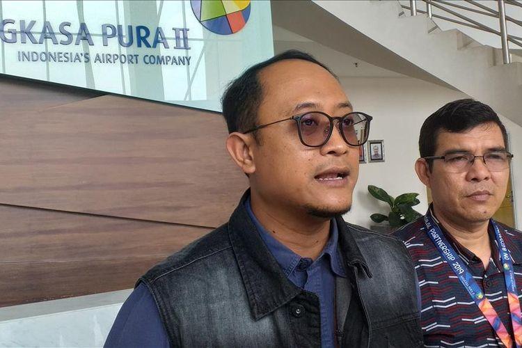 GM Angkasa Pura II Pekanbaru Yogi Prastyo Suwandi