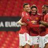 Hasil Lengkap Liga Europa - Arsenal Pesta Gol, Man United Sempurna