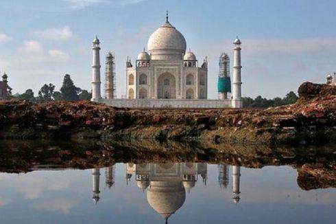 Taj Mahal Buka Malam Hari Setiap Purnama