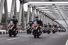 Berkelana  171 Km Bersama Honda ADV dengan Rute Yogya-Ambarawa