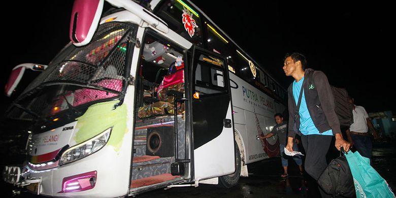 7 Tips Mudik Asyik Naik Bus Untuk Rayakan Idul Fitri 2019 Di Rumah Halaman All Kompas Com