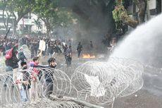 Kuli Bangunan Jadi Tersangka Kericuhan Demo di Malang, Kapolres: Dia Merusak Bus Polisi