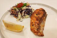 HokBen Luncurkan Sajian Salmon Panggang Premium
