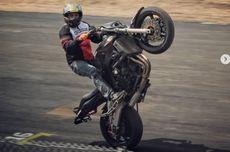 Cerita Stunt Rider Indonesia, Karena Wheelie Bisa Berprestasi ke Luar Negeri
