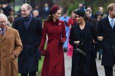 Keluarga Kerajaan Inggris Rayakan Pergantian Tahun secara Terpisah