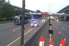Tol Jakarta-Cikampek Macet, Contraflow Diberlakukan di KM 53-KM 47