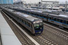 Pemprov DKI Targetkan Bangun 112 Kilometer Jalur MRT dan 230 Km Jalur LRT pada 2030