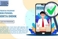 Cara Cek Bantuan Kuota Kemendikbud di Kartu Telkomsel, XL, Axis, dan Tri