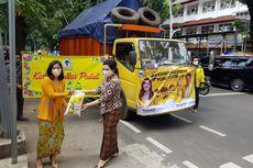 Peringati Hari Kartini, Perempuan Politisi Golkar Sumbang 20 Ton Beras untuk Warga Terdampak Covid-19