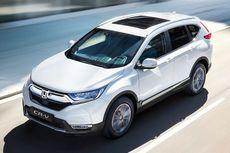 Honda CR-V Hybrid Meluncur di Inggris, Harga Rp 570 Jutaan