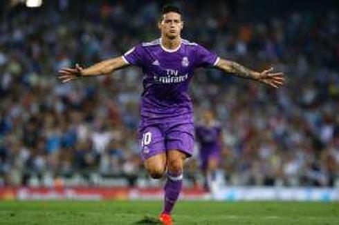 Buka Peluang Pindah, James Dibela Legenda Real Madrid