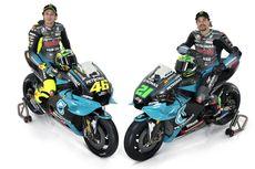 Kata Rossi Usai Pamerkan Seragam dan Motor Baru Petronas Yamaha SRT