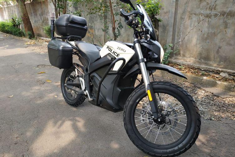 Motor listrik Zero DS