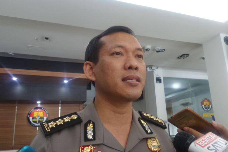 Kabag Mitra Biro Penerangan Masyarakat Divisi Humas Polri Kombes Pol Awi Setiyono.