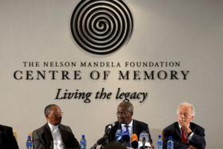 Surat Wasiat Mandela Dibacakan Hartanya Dibagikan