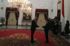 Presiden Terima Surat Kepercayaan dari 8 Duta Besar