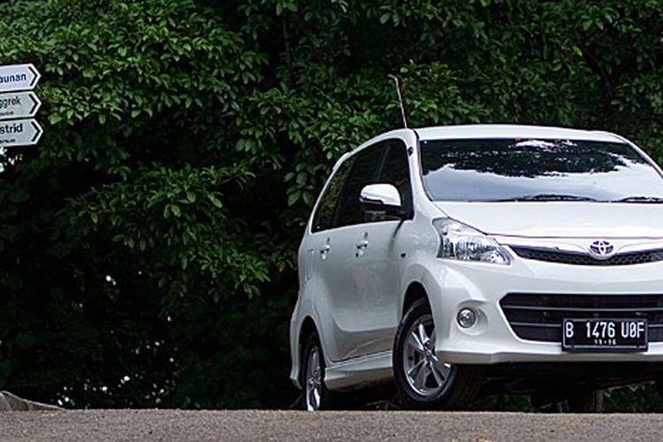 Toyota All-New Avanza meneruskan predikat generasi sebelumnya