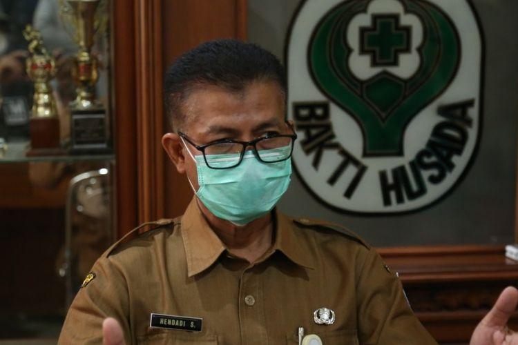 Kepala Dinas Kesehatan Kabupaten Tegal dr. Hendadi Setiadji (Dok. Humas Pemkab. Tegal)