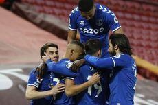 Hasil Liverpool Vs Everton - Dilibas Pasukan Ancelotti, The Reds Ukir Rekor Buruk