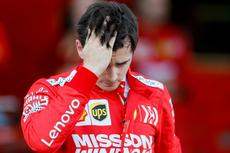 Bertindak Sembrono saat GP Jepang, Charles Leclerc Dapat Sanksi Berat