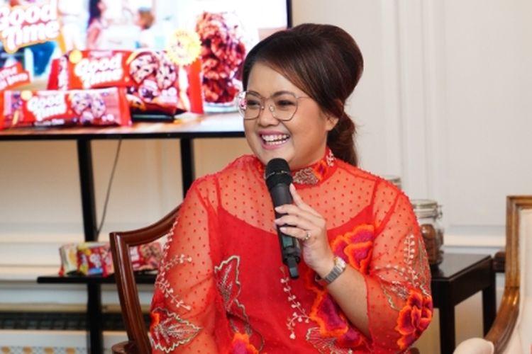 Psikolog Roslina Verauli, MPsi saat ditemui di Merayakan Keberagaman Cerita Keluarga Indonesia Bersama Good Time, di kawasan Menteng, Jakarta Pusat, baru-baru ini.