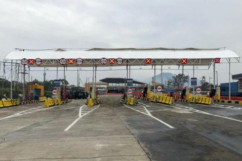 Mulai Rabu, Akses Keluar Tol Padaleunyi Digeser ke GT Sementara