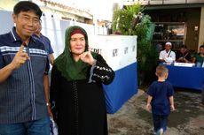 Kata Lulung soal Pasangan Agus-Sylvi Kalah di TPS Tempat Dia Mencoblos