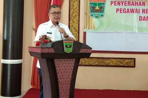 Wakil Gubernur Sumbar Tak Terdaftar di DPT