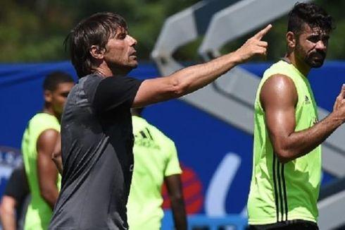 Conte dan Costa Kirim Pesan untuk Terry