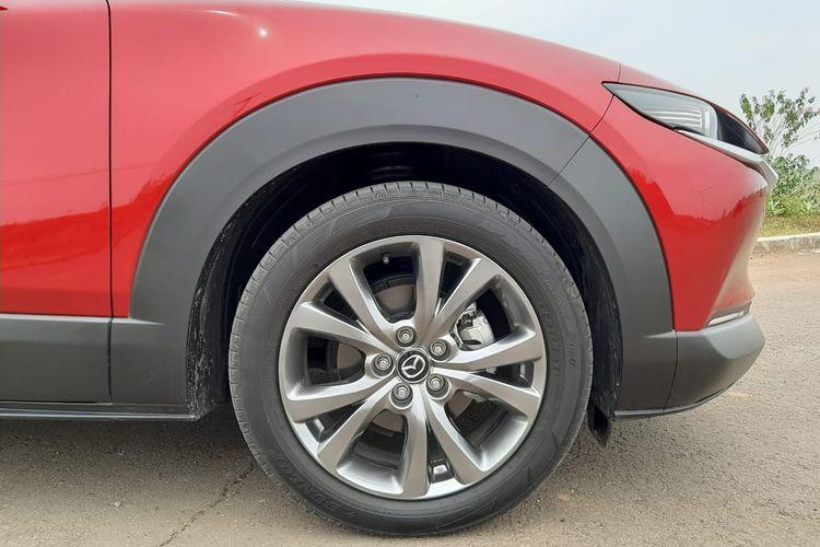 Ground Clearance Mazda CX-30