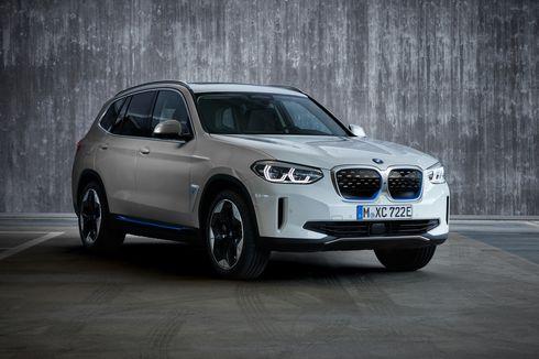 Ini Alasan BMW Memilih iX3 Sebagai SUV Listrik Pertama