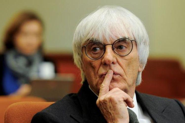 Bos Formula 1, Bernie Ecclestone.