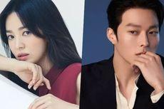 Bintangi Drakor Terbaru, Song Hye Kyo Bagikan Foto Bareng Jang Ki Yong