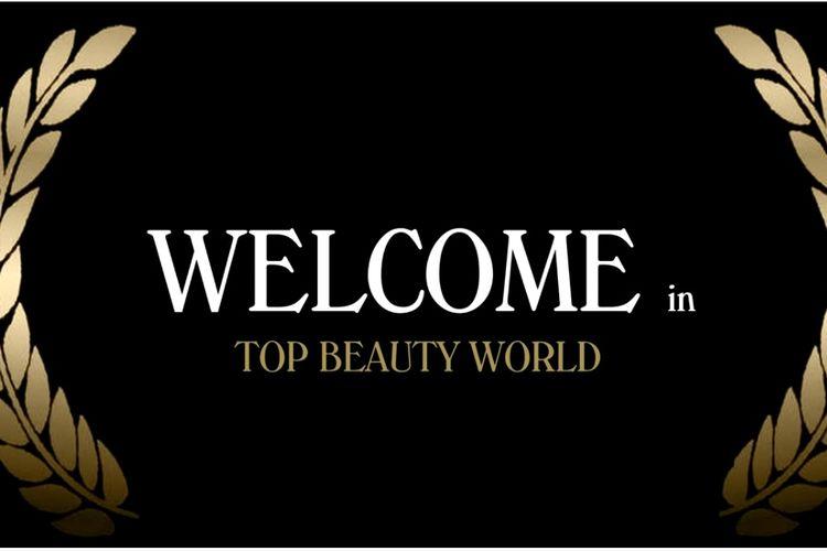 Tampilan kanal YouTube Top Beauty World