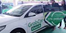 Hadirkan Layanan GrabCar Elektrik, Grab Pakai Mobil Listrik Hyundai Ioniq