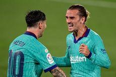 Komentar soal Messi Menyulut Keributan, Mantan Agen Griezmann Beri Klarifikasi