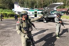 Usai Kontak Senjata dengan KKB, TNI-Polri Sebut Telah Kuasai Kamp Mayuberi