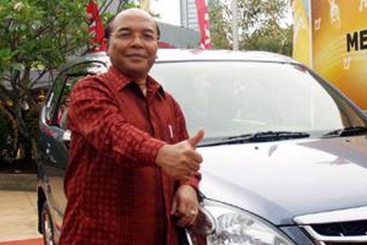 Sudirman Maman Rusdi, Ketua Umum Gaikindo.
