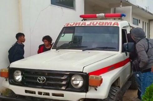 Perdarahan di Kepala, Mahasiswa Kendari Yusuf Kardawi Habiskan 16 Kantong Darah